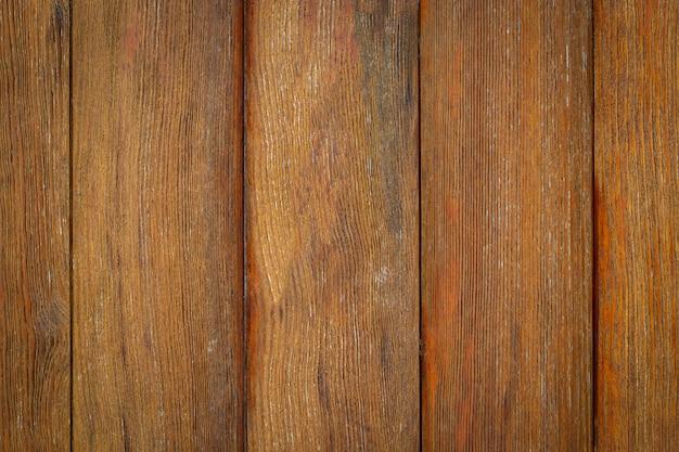 Oude houtstructuur achtergrond, houten planken close-up.