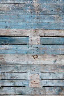 Oude houtstructuur van pallets voor achtergrond.