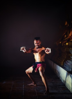 Oude muay thai