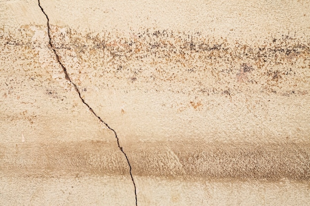 Oude muren en scheuren
