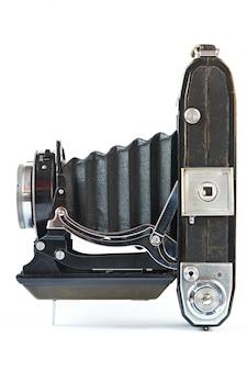 Oude retro camera close-up