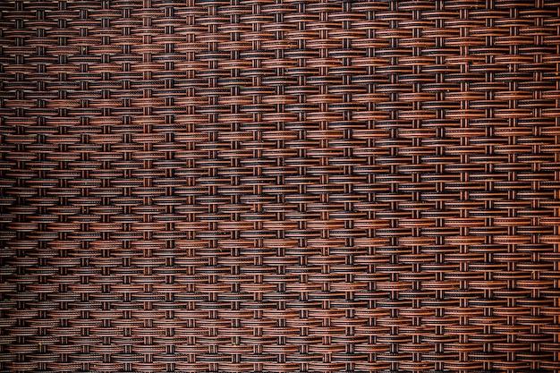 Oude rieten structuur verweerd bruin