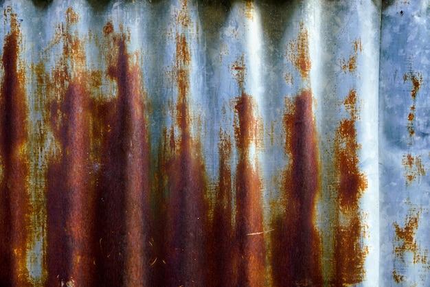 Oude & roest metaalachtergrond
