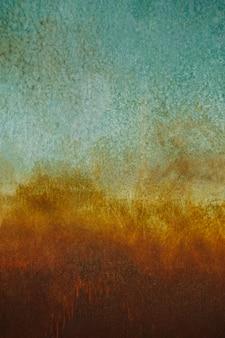 Oude roestige vuile grunge de textuurachtergrond van de muur