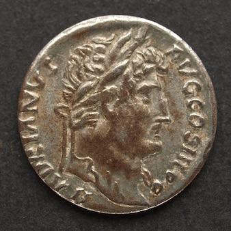 Oude romeinse munt