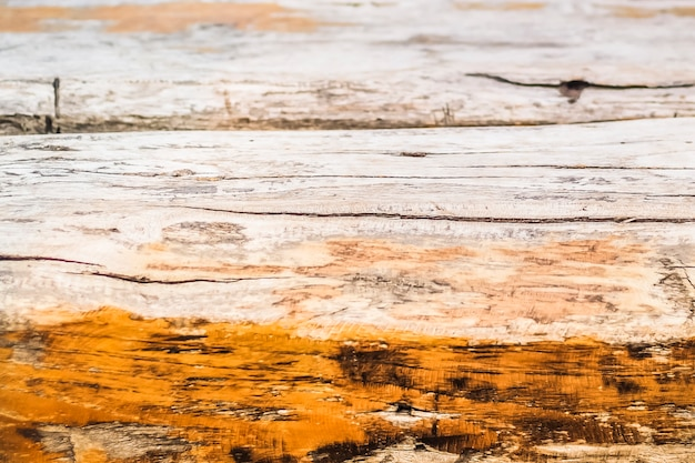 Oude rustieke houten textuur, houten plankenachtergrond en oud hout