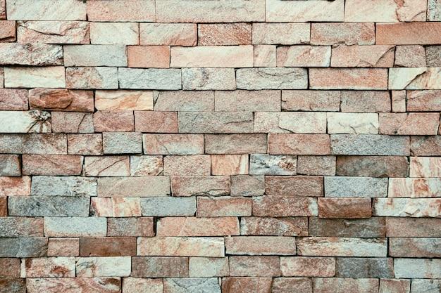 Oude steen textuur van metselwerk