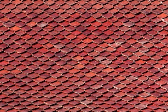 Rode dakpannen foto gratis download