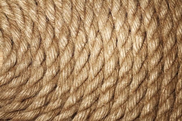 Oude touw textuur