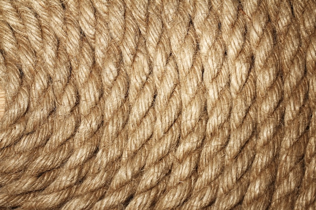 Oude touw textuur Gratis Foto