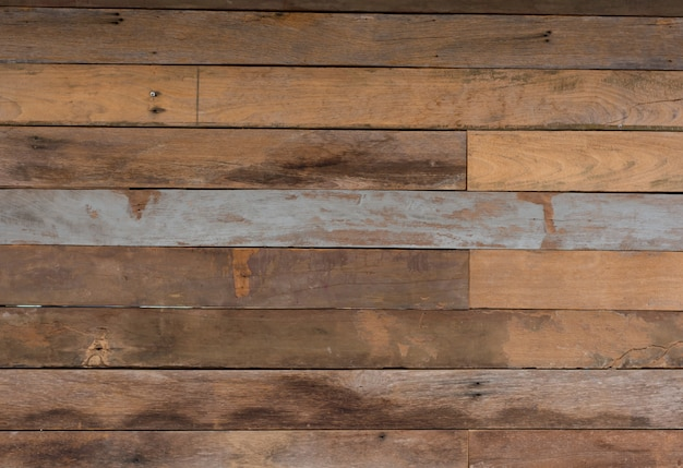 Oude uitstekende grungy roodbruine houten texturen als achtergrond: grunge houten achtergronden voor binnenland