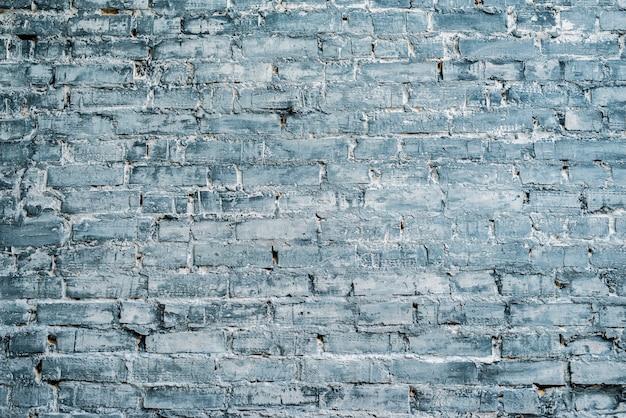 Oude van de baksteentextuur muur als achtergrond