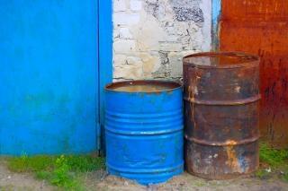 Oude vaten