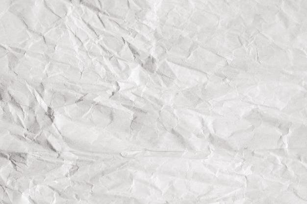 Oude verfrommeld ambachtelijke verpakking inpakpapier textuur achtergrond