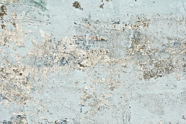 Oude verftextuurschil van concrete muurachtergrond