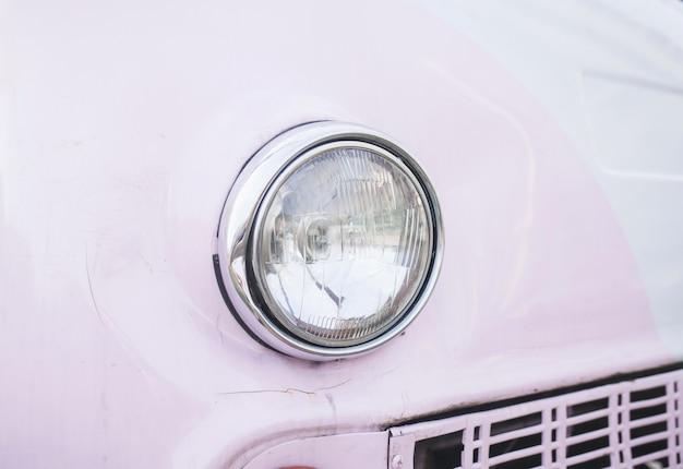Oude vintage auto