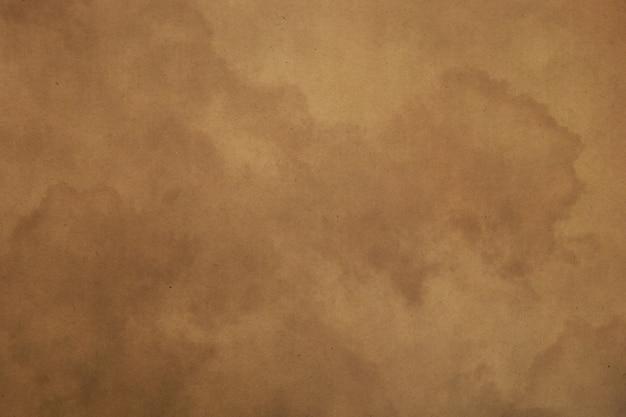 Oude vintage bruin papier perkament achtergrond