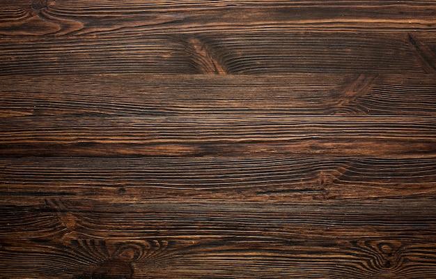 Oude vintage bruine houten achtergrond