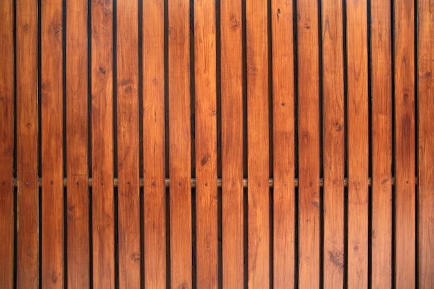 Oude vintage bruine houten muur