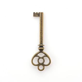 Oude vintage sleutel