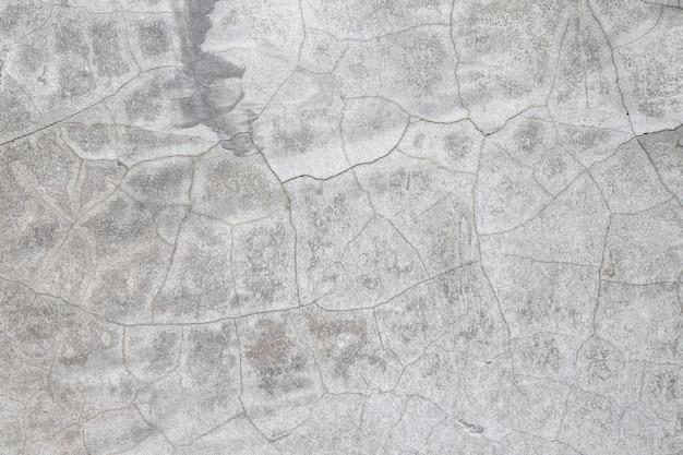 Oude witte betonnen muur textuur