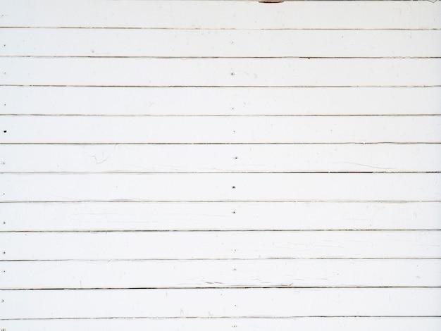 Oude witte houten planken achtergrond. textuur van oude planken met afbladderende verf