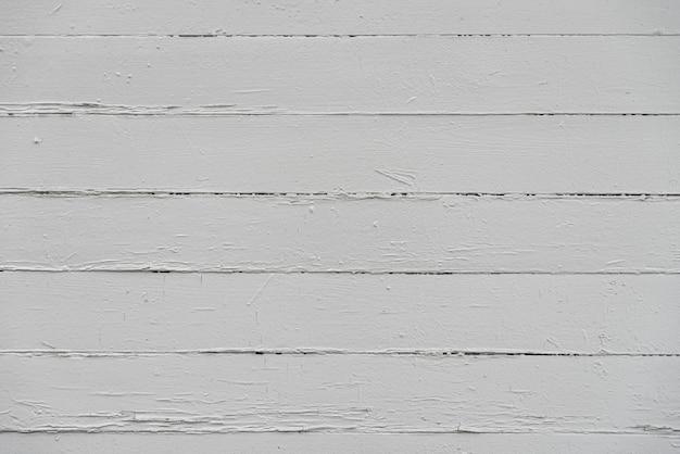 Oude witte houten plankenachtergrond