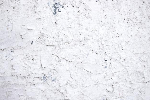 Oude witte muur