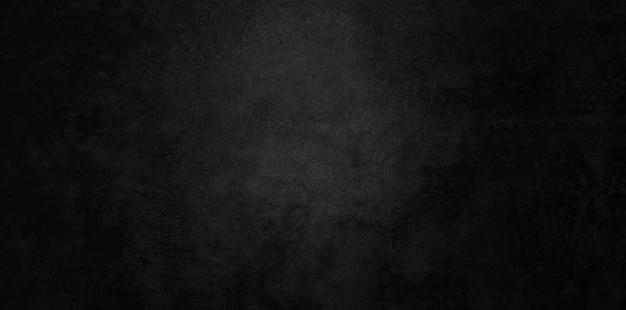 Oude zwarte achtergrond. grunge textuur. donker behang. schoolbord, schoolbord, kamer muur.