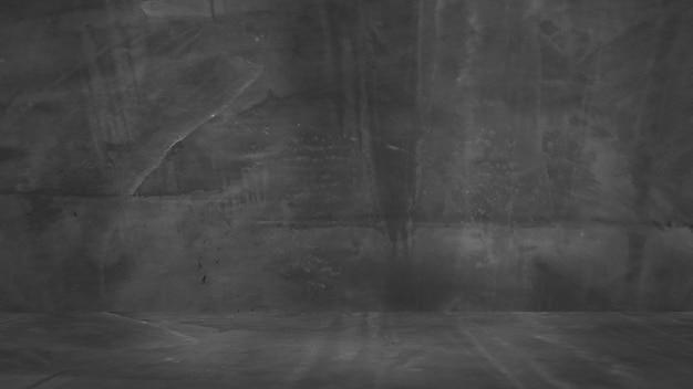 Oude zwarte achtergrond. grunge textuur. schoolbord. schoolbord. beton.