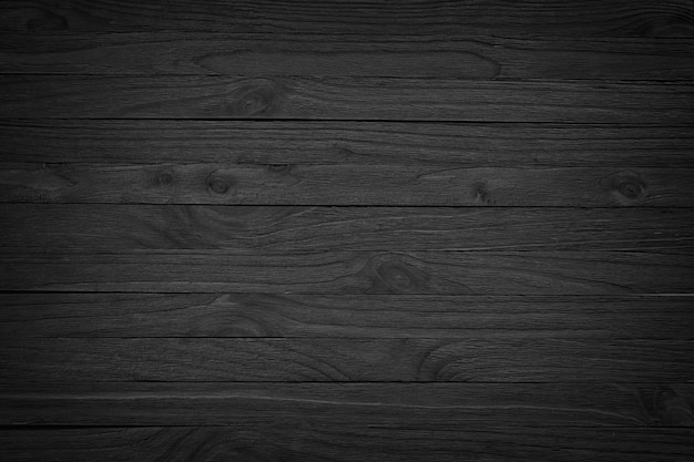 Oude zwarte houtstructuur achtergrond