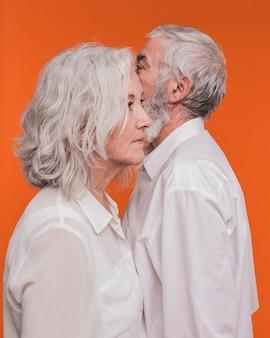 Ouder echtpaar