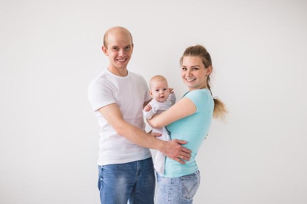 Ouderschap, liefde en familieconcept