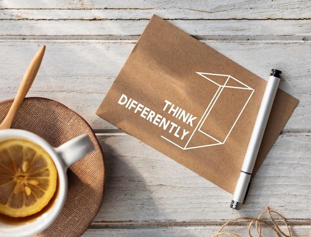 Out-of-the-box-concept denken