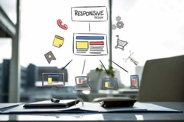 Overzicht van responsive design