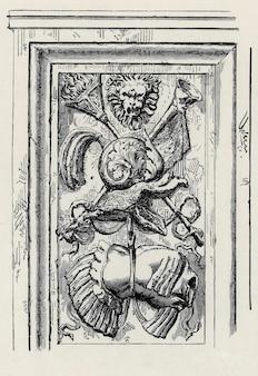Owen jones beroemde 19e eeuwse grammatica van ornament.