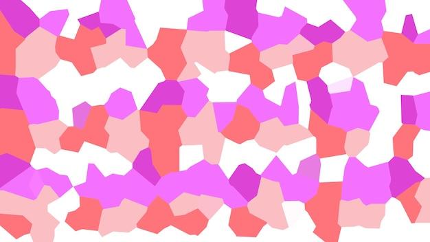 Paars roze pastel mozaïek abstracte textuur achtergrond, patroon achtergrond van gradiënt behang