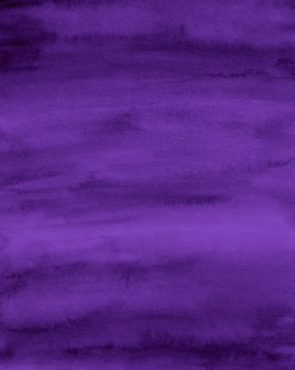 Paarse aquarel achtergrond, abstract violet papier