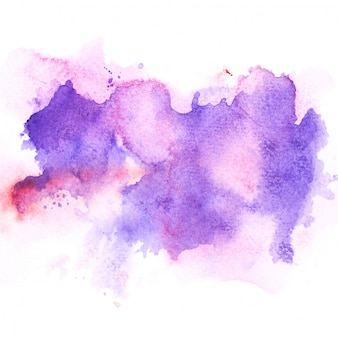 Paarse aquarel achtergrond