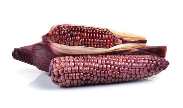 Paarse maïs