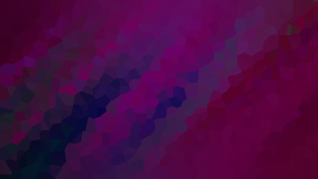 Paarse mozaïek abstracte textuur achtergrond, patroon achtergrond behang