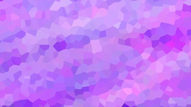 Paarse mozaïek abstracte textuur achtergrond, patroon achtergrond van gradiënt behang