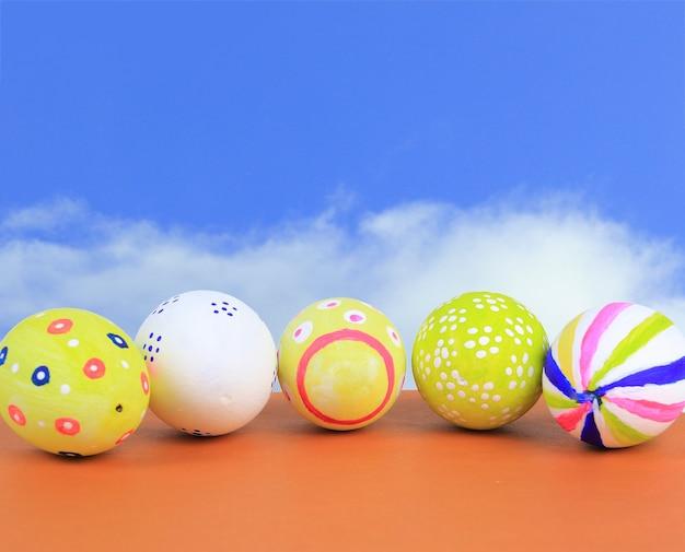 Paas eieren