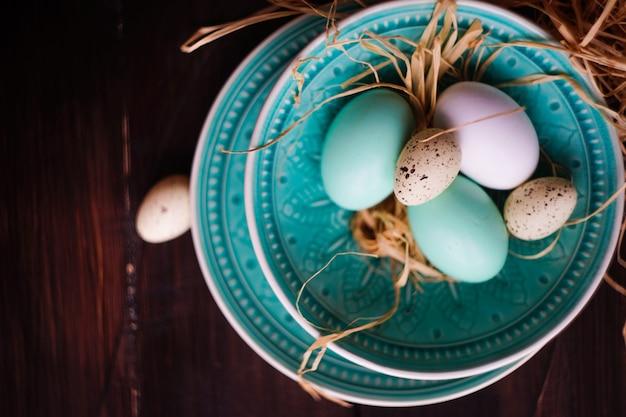 Paasvakantie eieren