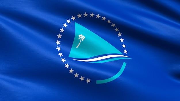 Pacific communautaire vlag