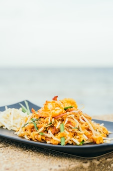 Pad thai noedels