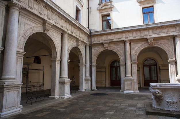 Padova binnenplaats