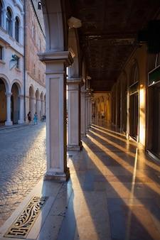 Padova straat