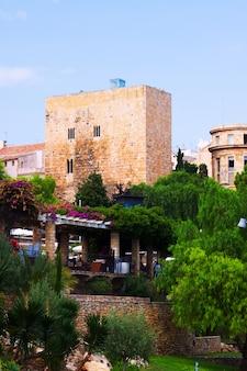 Paleis van pretori roma in tarragona