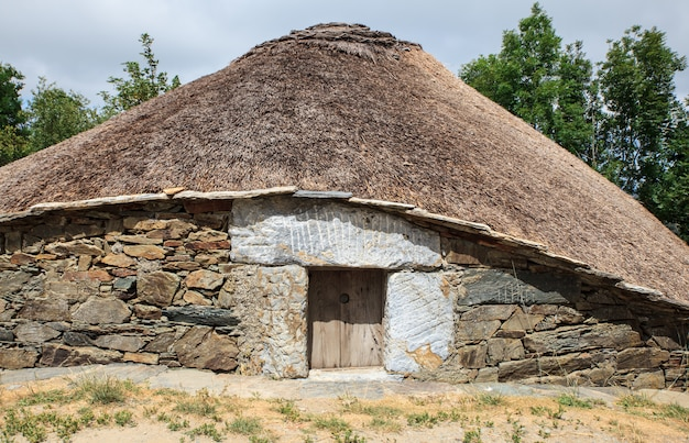 Palloza traditionele noordwesten spaanse woning